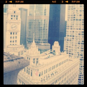 Social Media Week Session, Chicago
