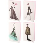 Embellished Dress Cards