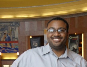 Meet a Museum Blogger: Marcus A. Harshaw,Jr.