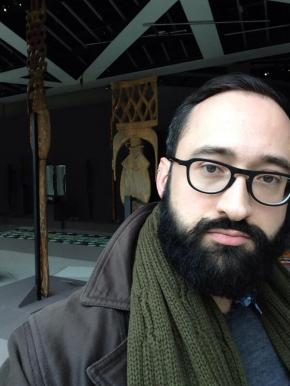 Meet a Museum Blogger: SébastienMagro