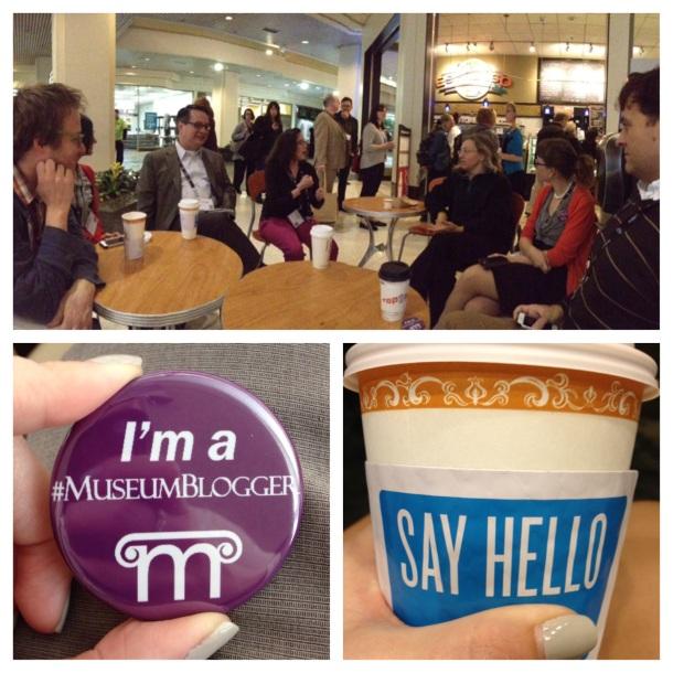 #MuseumBlogger Meet-Up