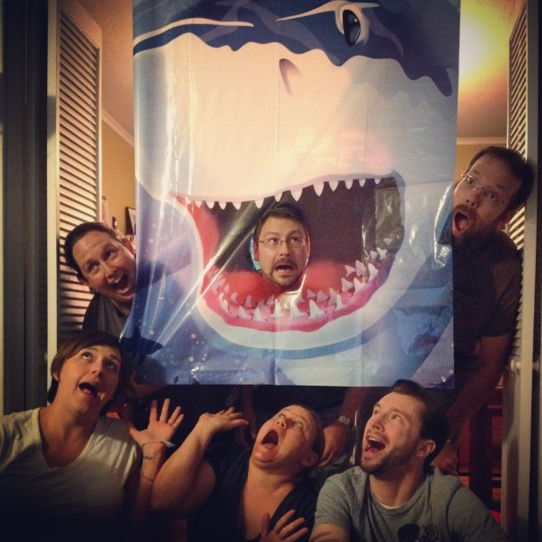 sharknado watch party