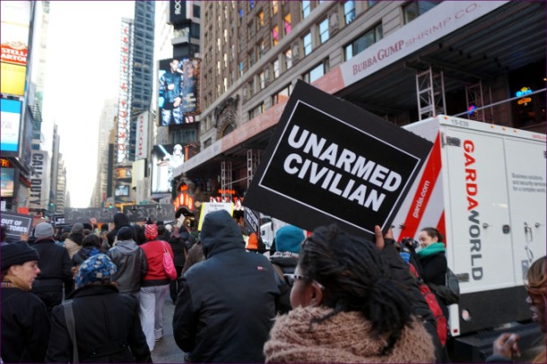 """Black Lives Matter Black Friday"", Photo by The All-Nite Images. Flickr.com."